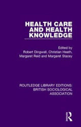 Omslag - Health Care and Health Knowledge