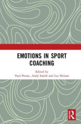 Omslag - Emotions in Sport Coaching