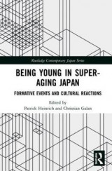Omslag - Being Young in Super-Aging Japan