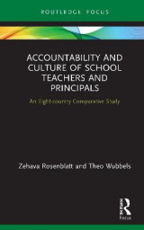 Omslag - Accountability and Culture of School Teachers and Principals