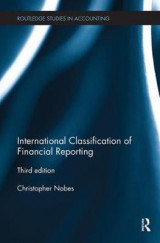 Omslag - International Classification of Financial Reporting