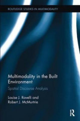 Omslag - Multimodality in the Built Environment