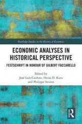 Omslag - Economic Analyses in Historical Perspective