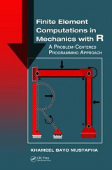 Omslag - Finite Element Computations in Mechanics with R