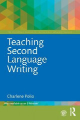 Omslag - Teaching Second Language Writing