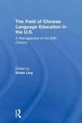 Omslag - The Field of Chinese Language Education in the U.S.