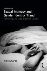 Omslag - Sexual Intimacy and Gender Identity 'Fraud'