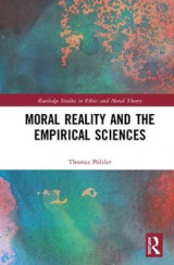 Omslag - Moral Reality and the Empirical Sciences