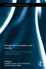 Omslag - Post-growth Economics and Society