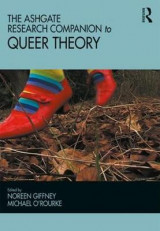 Omslag - The Ashgate Research Companion to Queer Theory