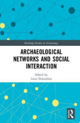 Omslag - Archaeological Networks and Social Interaction