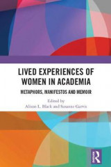 Omslag - Lived Experiences of Women in Academia