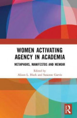 Omslag - Women Activating Agency in Academia
