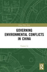 Omslag - Governing Environmental Conflicts in China