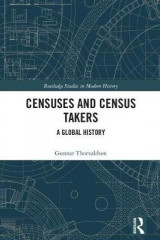 Omslag - Censuses and Census Takers