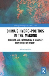 Omslag - China's Hydro-politics in the Mekong