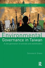 Omslag - Environmental Governance in Taiwan