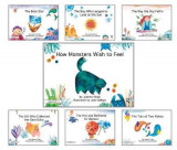 Omslag - How Monsters Wish to Feel and other picture books