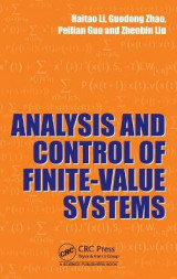 Omslag - Analysis and Control of Finite-Value Systems