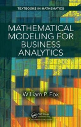 Omslag - Mathematical Modeling for Business Analytics