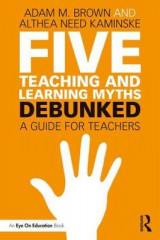 Omslag - Five Teaching and Learning Myths-Debunked