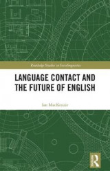 Omslag - Language Contact and the Future of English