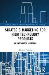 Omslag - Strategic Marketing for High Technology Products
