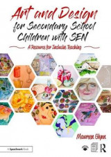 Omslag - Art and Design for Secondary School Children with SEN