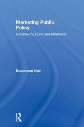 Marketing Public Policy av Basskaran Nair (Innbundet)