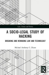 Omslag - A Socio-Legal Study of Hacking