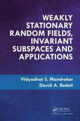 Omslag - Weakly Stationary Random Fields, Invariant Subspaces and Applications