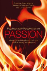 Omslag - Psychoanalytic Perspectives on Passion