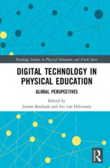 Omslag - Digital Technology in Physical Education