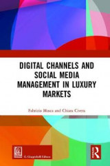 Omslag - Digital Channels and Social Media Management in Luxury Markets
