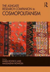 Omslag - The Ashgate Research Companion to Cosmopolitanism
