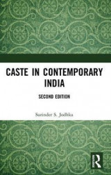 Omslag - Caste in Contemporary India