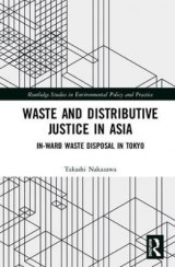 Omslag - Waste and Distributive Justice in Asia