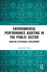 Omslag - Environmental Performance Auditing in the Public Sector
