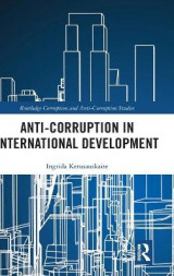 Omslag - Anti-Corruption in International Development