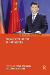 Omslag - China Entering the Xi Jinping Era
