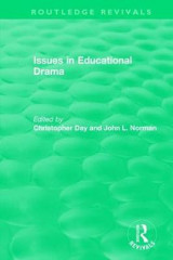 Omslag - Issues in Educational Drama (1983)