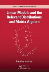 Omslag - Linear Models and the Relevant Distributions and Matrix Algebra