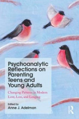 Omslag - Psychoanalytic Reflections on Parenting Teens and Young Adults