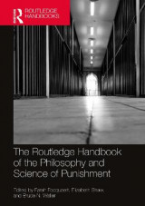 Omslag - The Routledge Handbook of the Philosophy and Science of Punishment