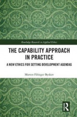 Omslag - The Capability Approach in Practice