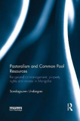 Omslag - Pastoralism and Common Pool Resources