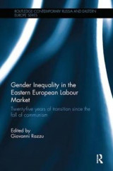 Omslag - Gender Inequality in the Eastern European Labour Market