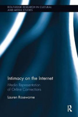 Omslag - Intimacy on the Internet