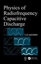Omslag - Physics of Radiofrequency Capacitive Discharge