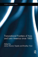 Omslag - Transnational Frontiers of Asia and Latin America since 1800